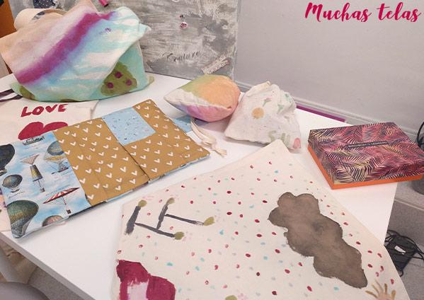 Varios poyectos de talleres de costura