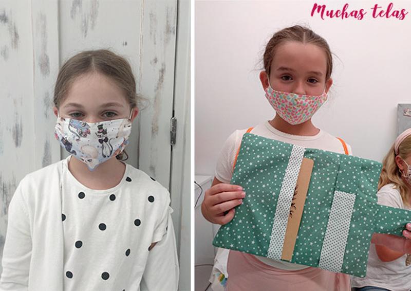Taller infantil de Costura Creativa